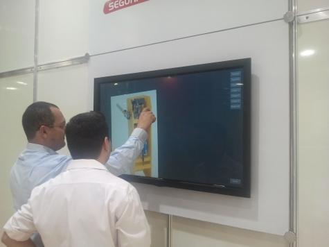 COMPSI desenvolve tecnologia de interação para RCG/Garça