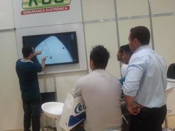 COMPSI/Univem apresenta tecnologia em evento de segurança