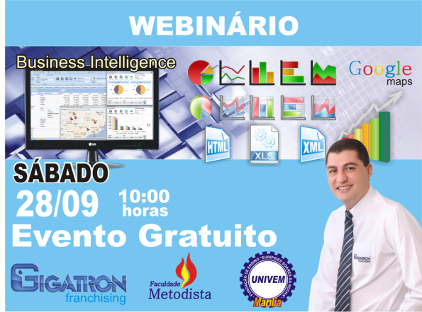 Webinário: Business Intelligence