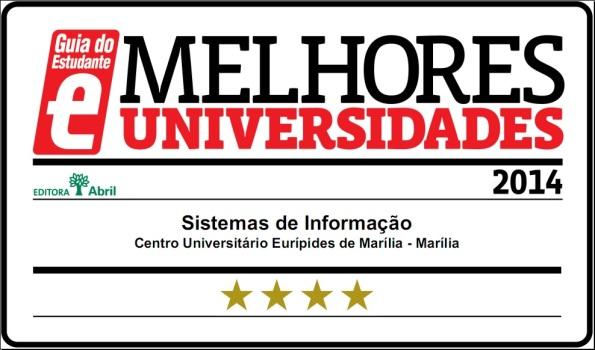 Sistemas de Informação no Guia do Estudante 2014