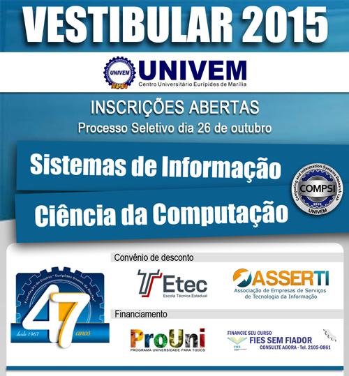 Vestibular 2014