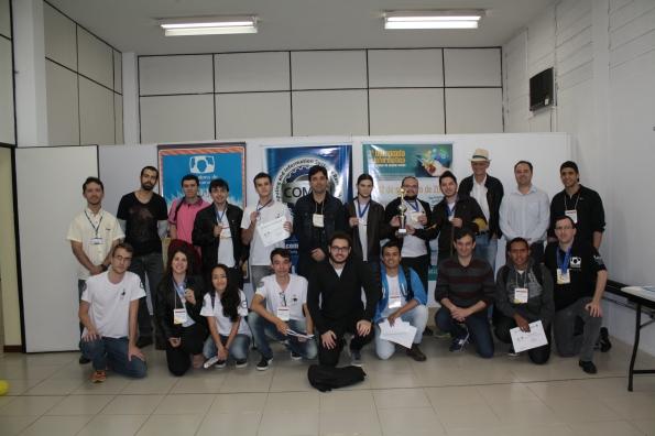 Equipes do Univem que participaram da Maratona de Programação