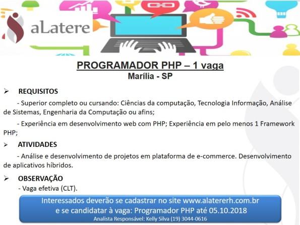 Programador PHP_ago18